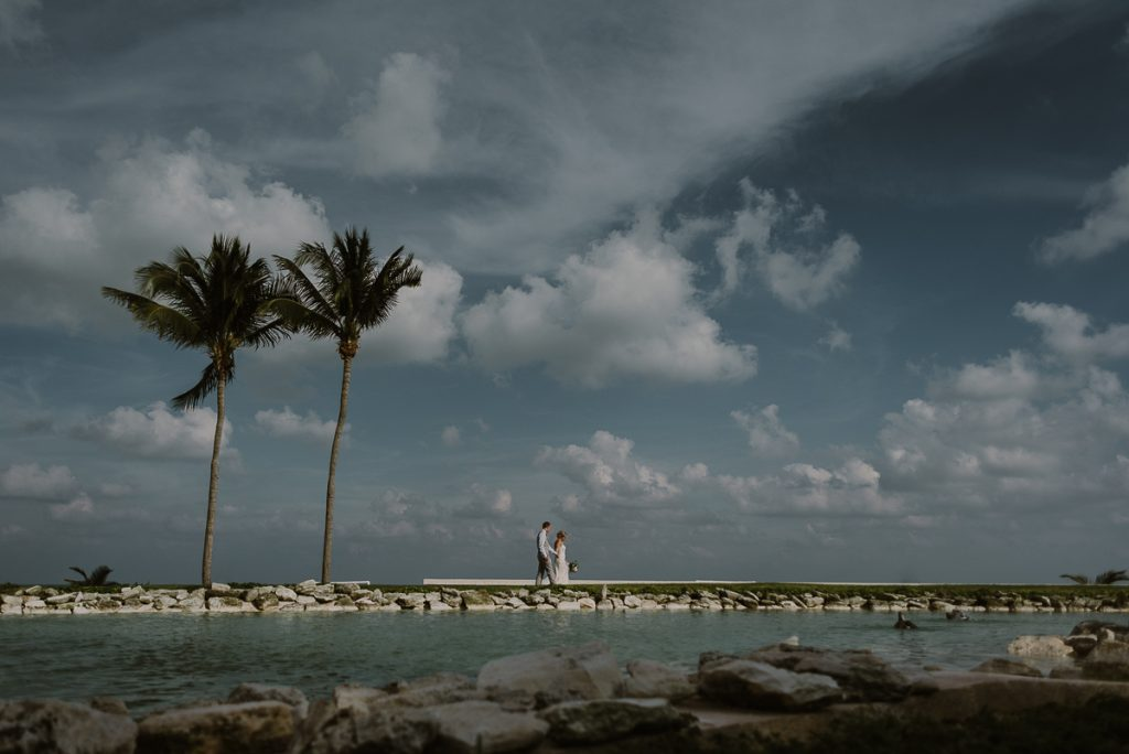Moon Palace Nizuc Cancun Destination Wedding by Caro Navarro Photography