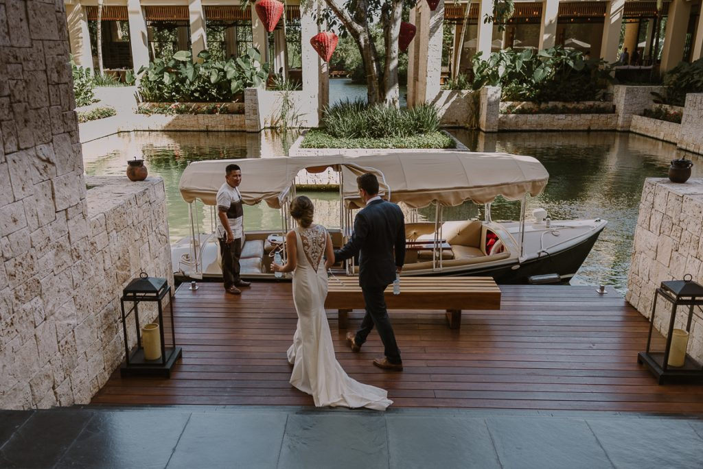 Banyan Tree Mayakoba Destination Wedding in Mexico by Caro Navarro Photography