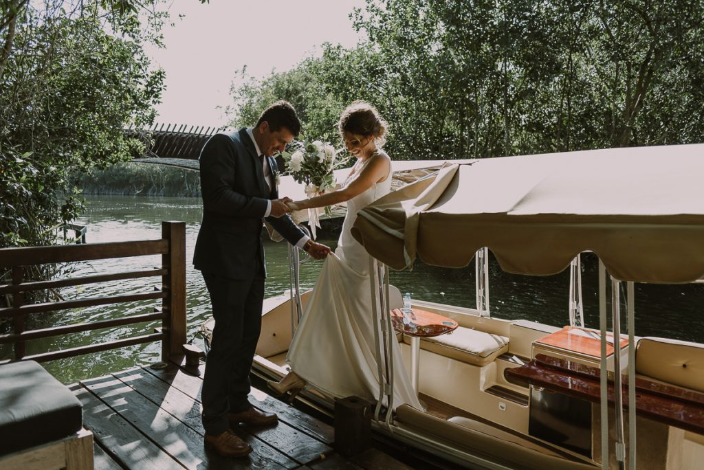 Banyan Tree Mayakoba Wedding by Caro Navarro Photography
