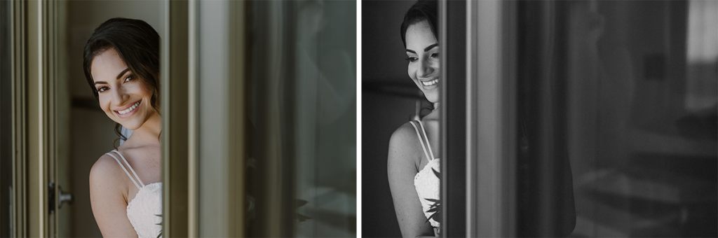 Destination bride at Royalton Riviera Cancun Wedding. Caro Navarro Photography