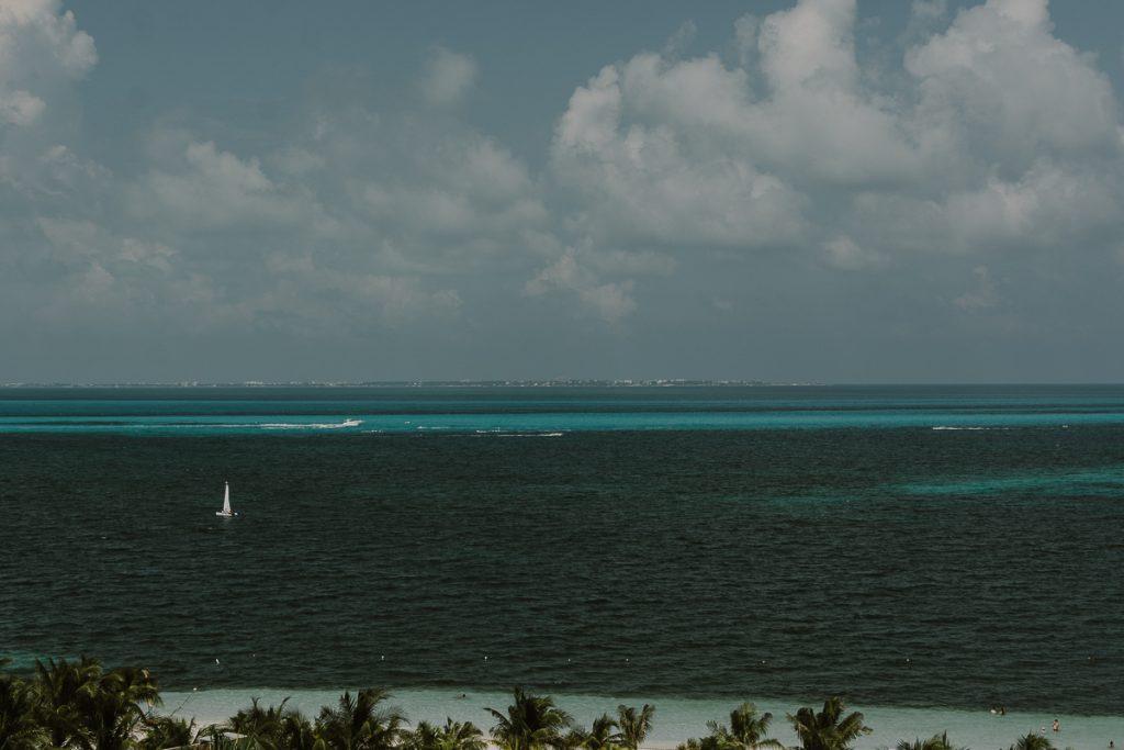 Cancun destination wedding by Caro Navarro Photography