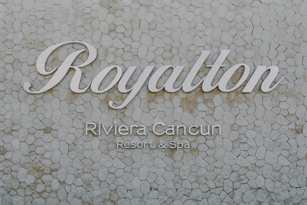 Royalton Riviera Cancun Wedding by Caro Navarro Photography